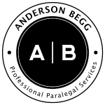 Anderson Begg | Professional Paralegal Services